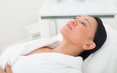 Cosmética Med Spa o un médico