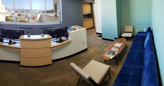 San Francisco Vein Center Office